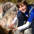 Bright Angel Creek - Fly Fishing