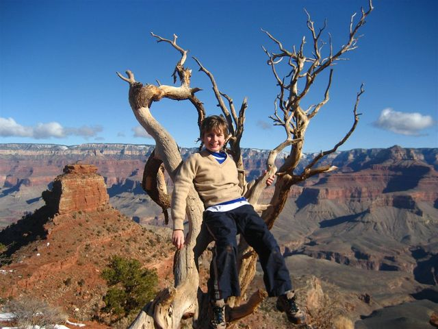 South Kaibab Trail - Grand Canyon