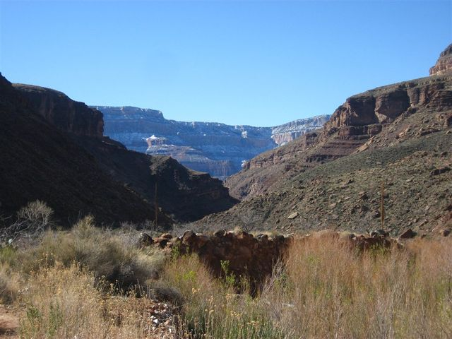Bright Angel Canyon