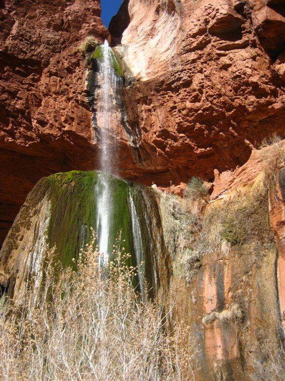 Ribbon Falls - Grand Canyon